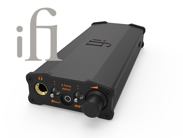 iFi micro iDSD Black Label Portable DAC and Headphone Amplifier