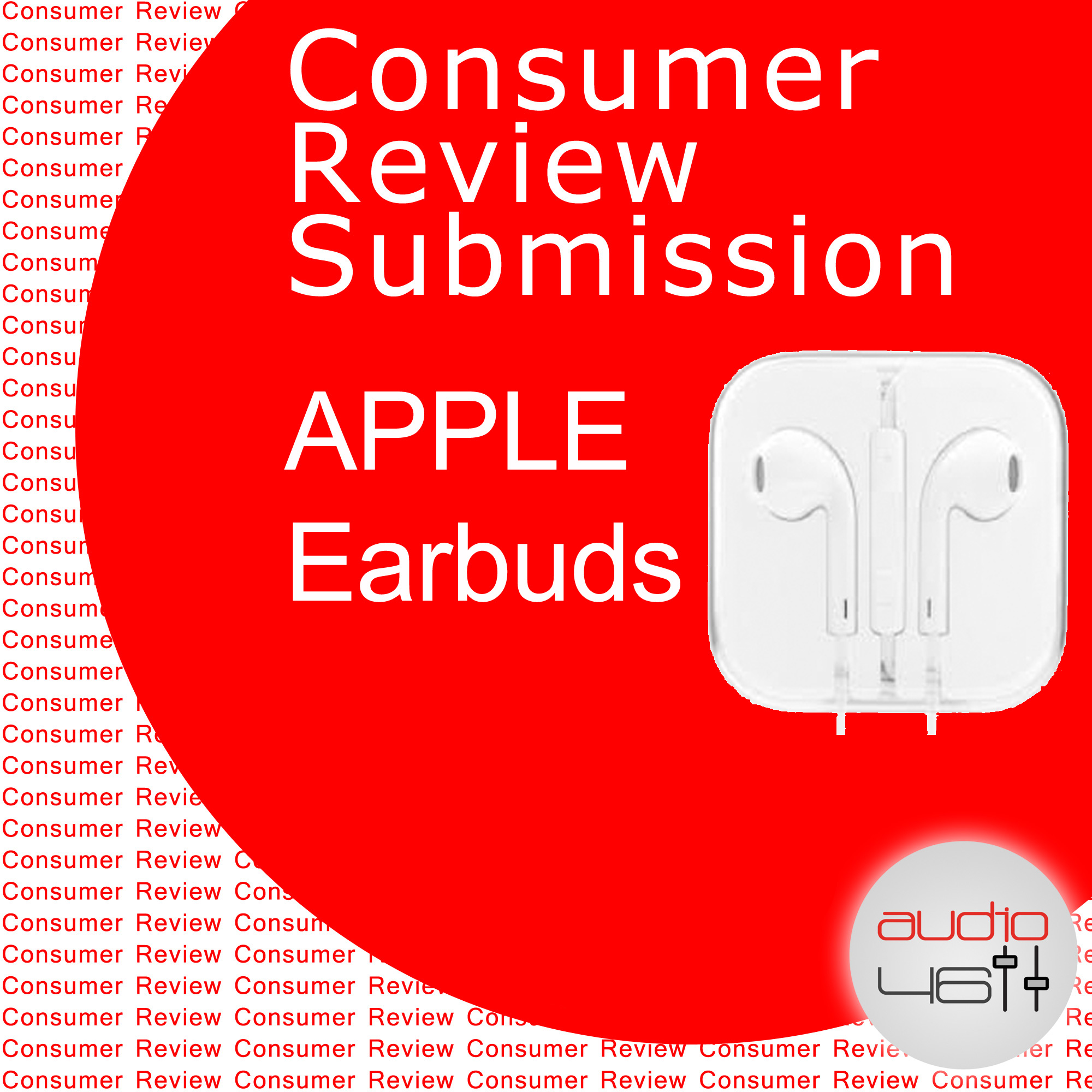 Consumer Review Apple Earbuds