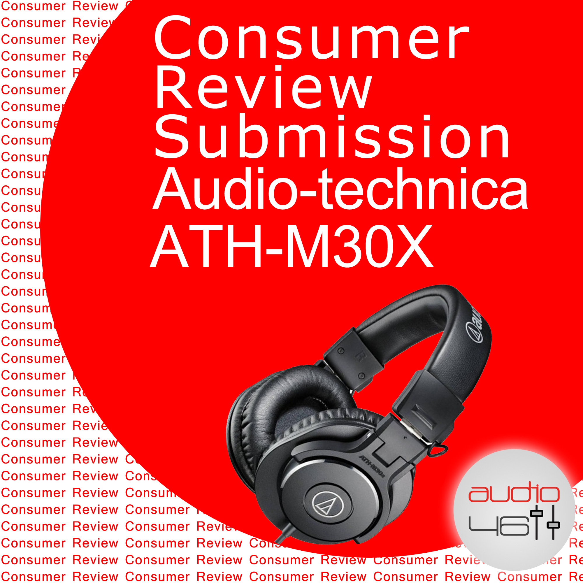Consumer Review Audio-Technica ATH-M30x