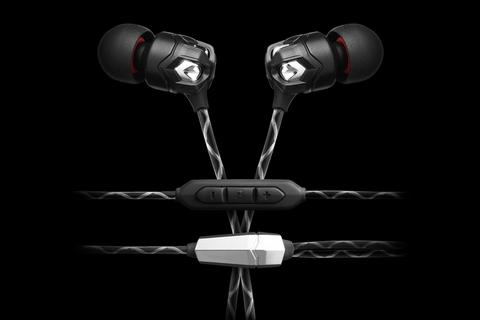 V-MODA in-ear headphones the V-MODA Zn