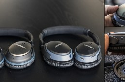 Comfy, User-Friendly Bose SoundLink II Wireless Headphones Review