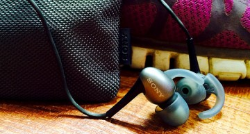 The Best Wired Exercise Headphones : Sony's MDR-AS800AP