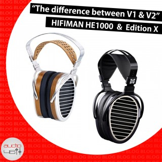 Headphone HE1000 V2 & Edition X V2