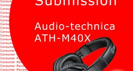 Hot: Consumer Review 2016– Audio-technica ATH-M40