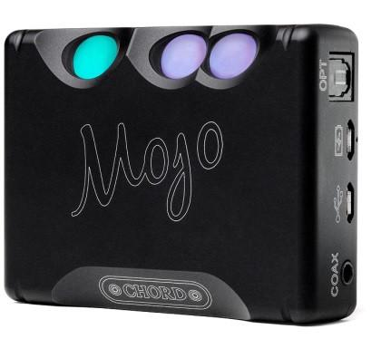 Chord Mojo audio player black
