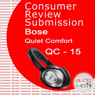consumer review of bose qc 15