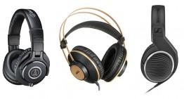 Introducing The 3 Great Professional Studio Headphones