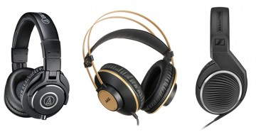 Introducing The 3 Great Professional Studio Headphones