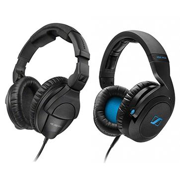 SENNHEISER HD 280 PRO and HD6 MIX headphones comparison