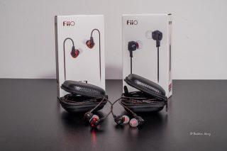 FiiO F1 and F3