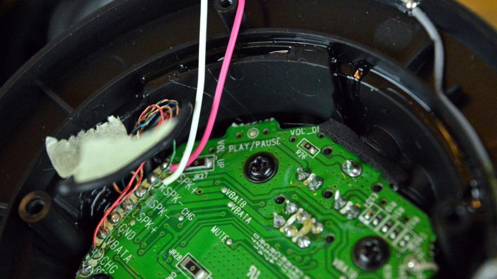 Inside Headphones Chip 2