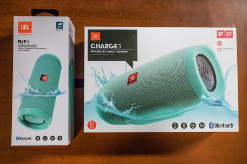JBL Flip 4 vs Charge 3 Review