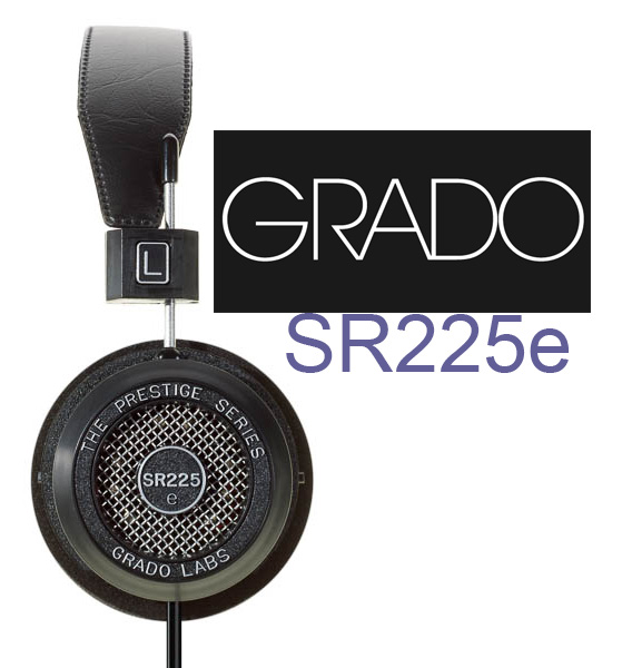 Grado SR225e Open-Back Headphones: Discover Rock Music All Over Again