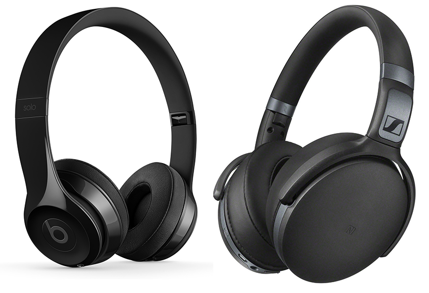Beats Solo3 Wireless vs Sennheiser HD 4.40 BT Wireless Comparison