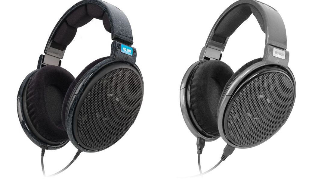 Sennheiser HD 600  650: Mixing, Mastering and Audiophile Quality Listening Headphones