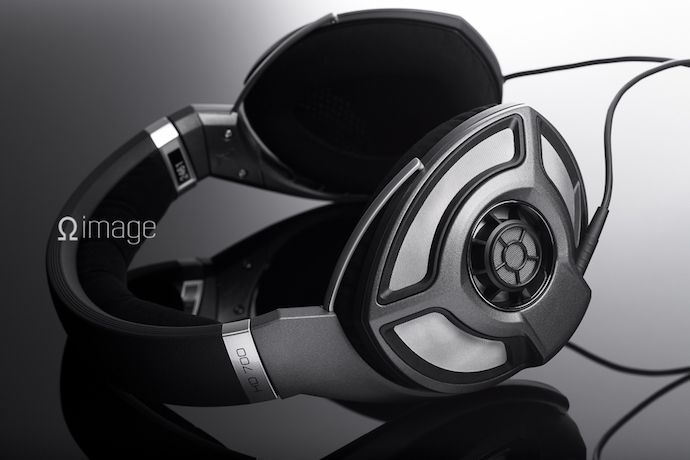 Picture Sunday: shooting the Sennheiser HD700