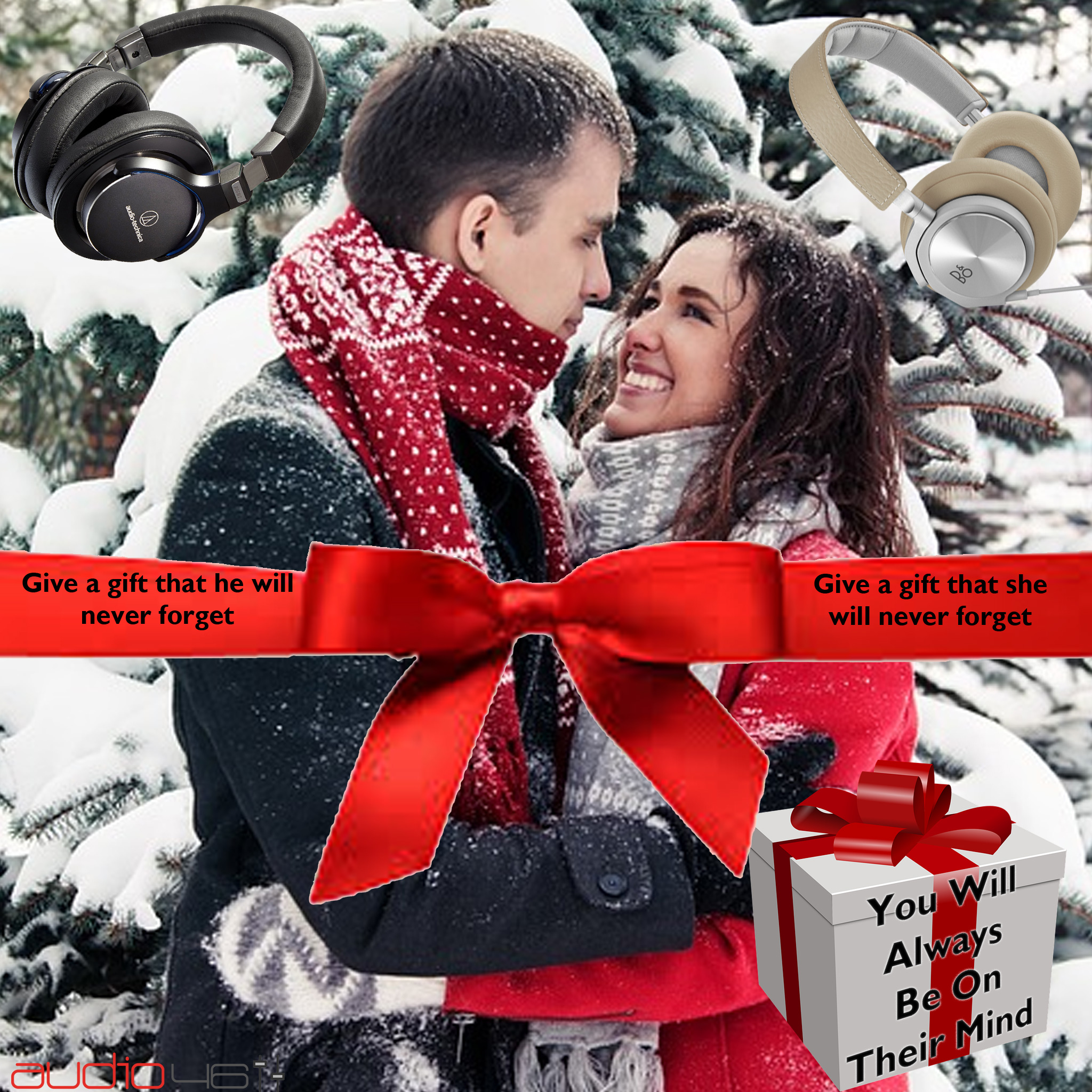 Headphone Gifts for Him and Her