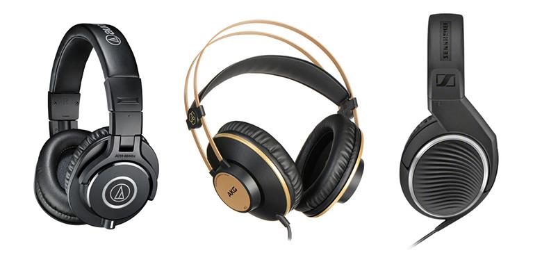 3 Great Professional Studio Headphones for Under $100