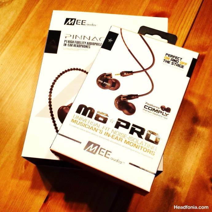 SUMMER GIVEAWAY: Win a MEEAUDIO Pinnacle P1 and/or M6Pro