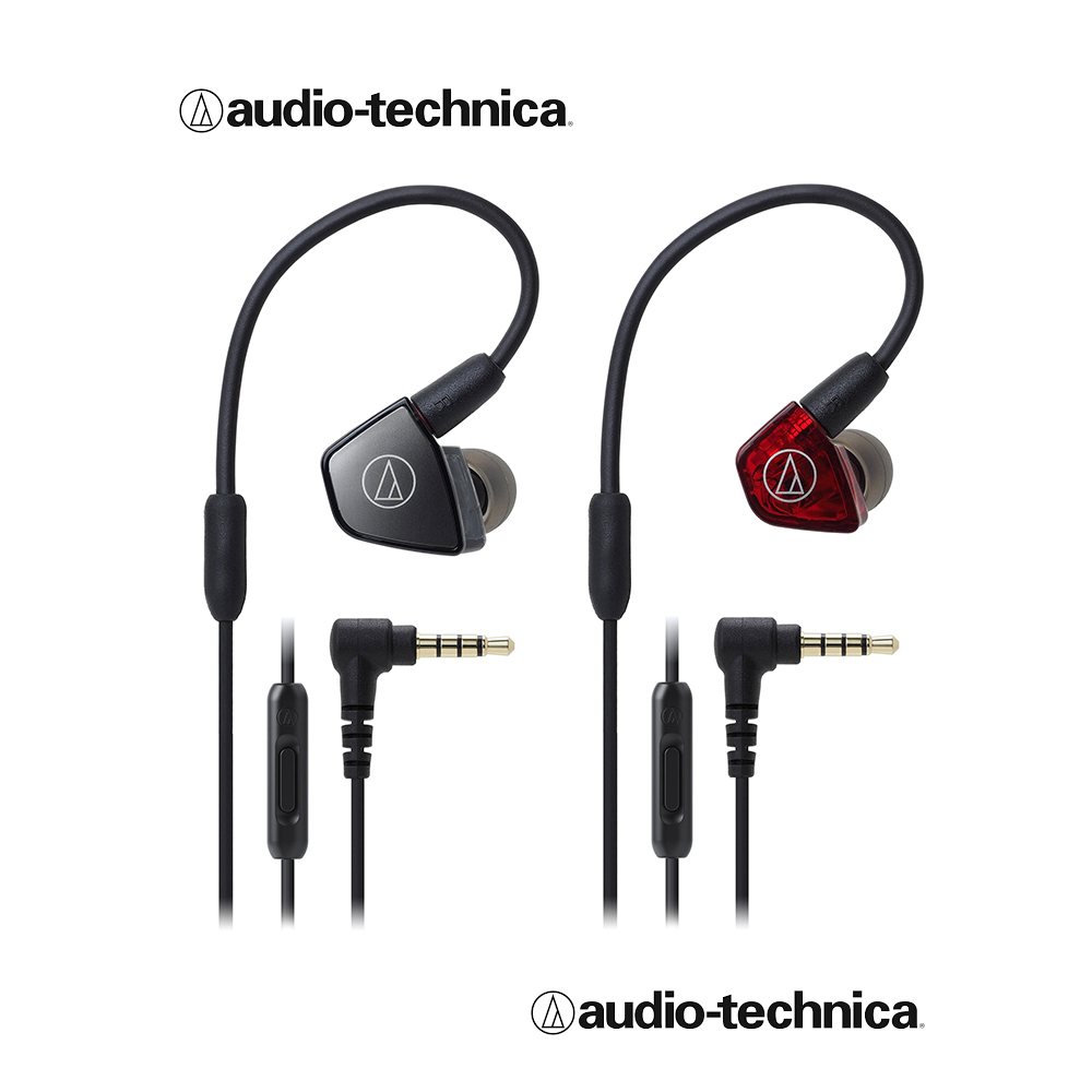 Audio Technica ATH-LS200iS and ATH-LS300iS In-Ear Headphones – Two Different Worlds
