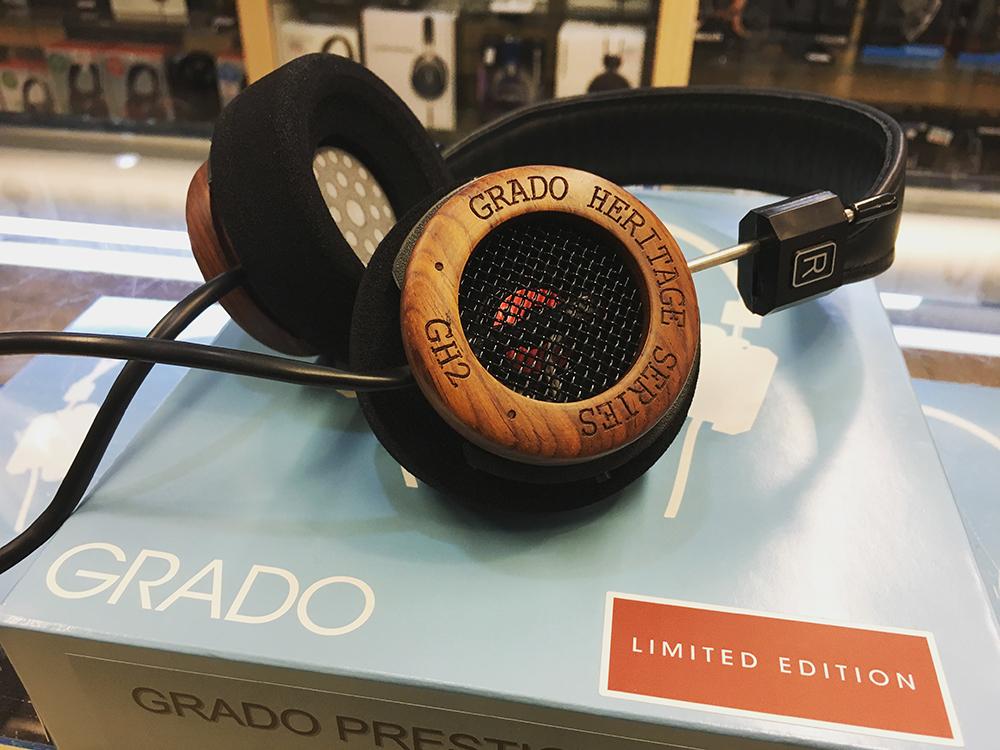 GRADO GH2 Limited Edition Headphone Review