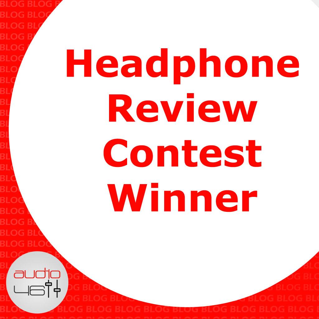 October Headphone Review Contest Winner