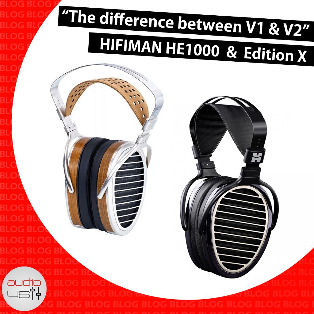 HiFiMAN HE1000 V2  Edition X V2