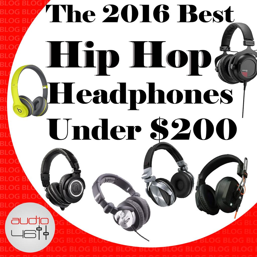 Best Hip-Hop Headphones 2016