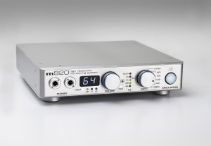 Grace Design presents the new m920 High Resolution Monitoring System
