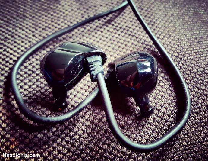 Review: Brainwavz B200 – Mids