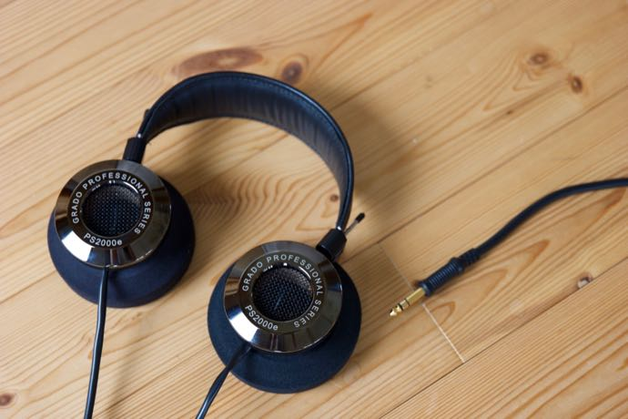 Review:  Grado PS2000e – so desperately before