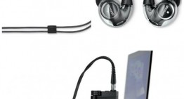 Perfect music headphone brands Shure KSE1500 features soundproof