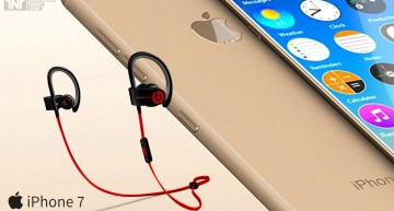 In Depth Photos EarPods headphones with Lightning connector for iPhone 7