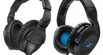 The Comparison of Sennheiser HD 280 PRO and HD6 MIX