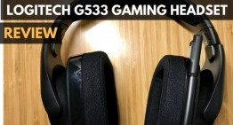 Reviewing the 2017 Logitech G533 Gaming Headset
