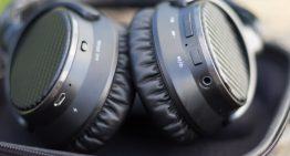 IdeaUSA AtomicX V201 Noise Cancelling Wireless Headphones Review