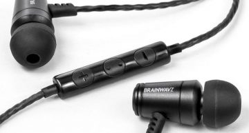 The Brainwavz M100 Earphones Review